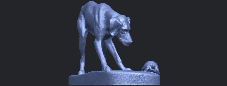 11_Dog_i_62mmB03.png Télécharger fichier STL gratuit Chien 01 • Plan pour impression 3D, GeorgesNikkei