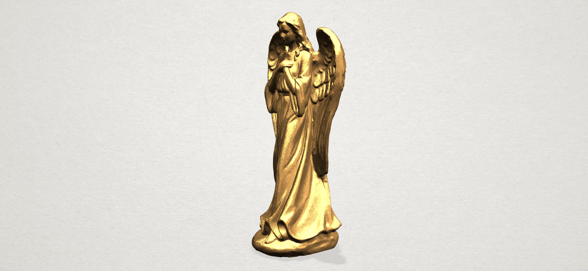 Angel A02.png Download free STL file Angel 01 • 3D printer object, GeorgesNikkei