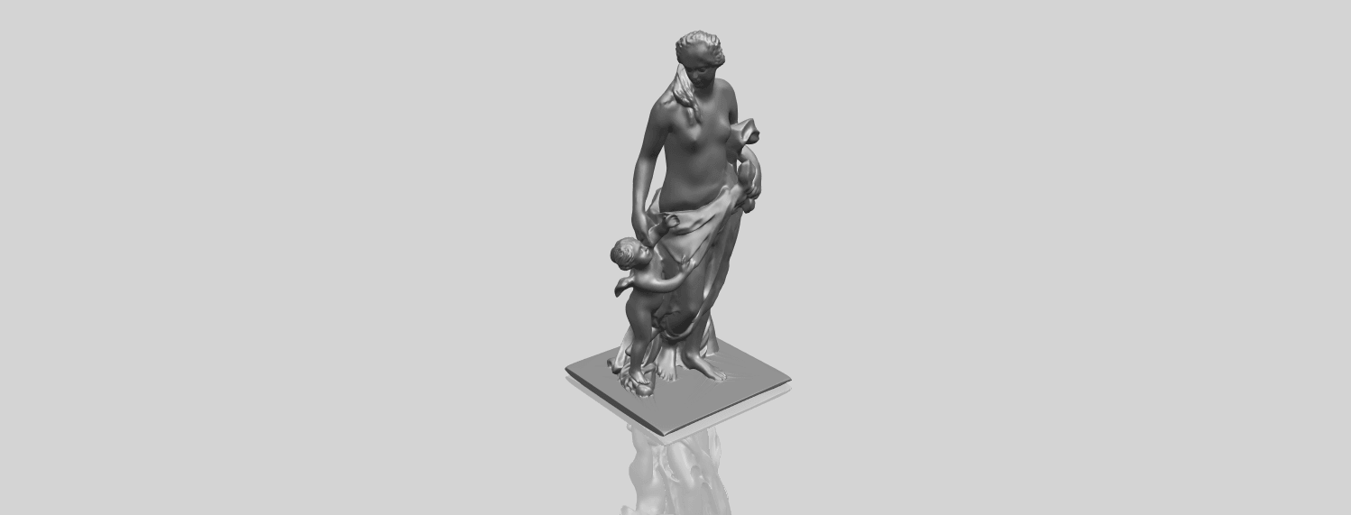 08_Mother_and_Child_v_80mmA00-1.png Download free STL file Mother and Child  05 • 3D printable model, GeorgesNikkei