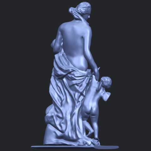 08_Mother_and_Child_v_80mmB07.png Download free STL file Mother and Child  05 • 3D printable model, GeorgesNikkei