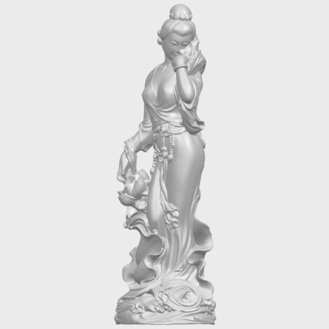 06_TDA0449_Fairy_04A02.png Download free STL file Fairy 04 • Object to 3D print, GeorgesNikkei