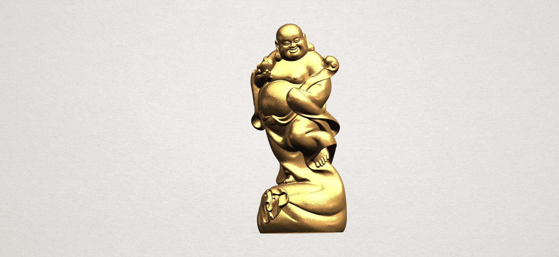 TDA0070 Metteyya Buddha 04 - 88mm - A02.png Download free STL file Metteyya Buddha 04 • 3D printable object, GeorgesNikkei