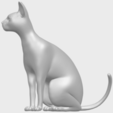 02_TDA0576_Cat_01A03.png Download free STL file Cat 01 • Design to 3D print, GeorgesNikkei