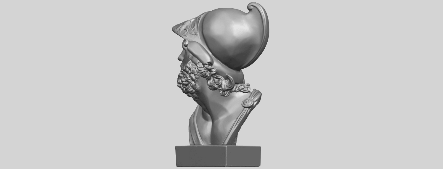 14_TDA0244_Sculpture_of_a_head_of_manA04.png Download free STL file Sculpture of a head of man • 3D printable design, GeorgesNikkei