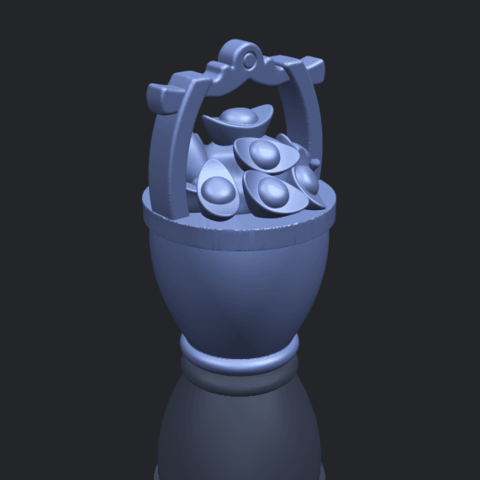 13_TDA0502_Gold_in_BucketB00-1.png Download free STL file Gold in Bucket • 3D print object, GeorgesNikkei