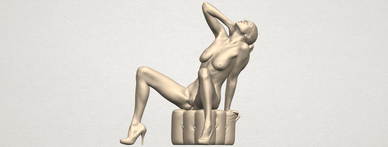 TDA0289 Naked Girl B06 04.png Download free STL file  Naked Girl B06 • 3D print design, GeorgesNikkei