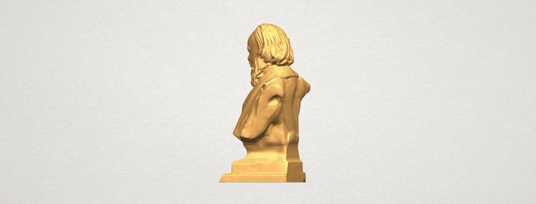 TDA0621 Sculpture of a head of man 03 A03.png Télécharger fichier STL gratuit Sculpture d'une tête d'homme 03 • Plan pour impression 3D, GeorgesNikkei