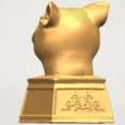 TDA0508 Chinese Horoscope of Rat 02 A04.png Download free STL file Chinese Horoscope of Rat 02 • 3D printable model, GeorgesNikkei
