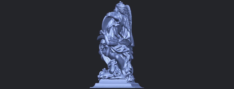 17_TDA0206_Angel_viB04.png Télécharger fichier STL gratuit Ange 06 • Modèle pour imprimante 3D, GeorgesNikkei
