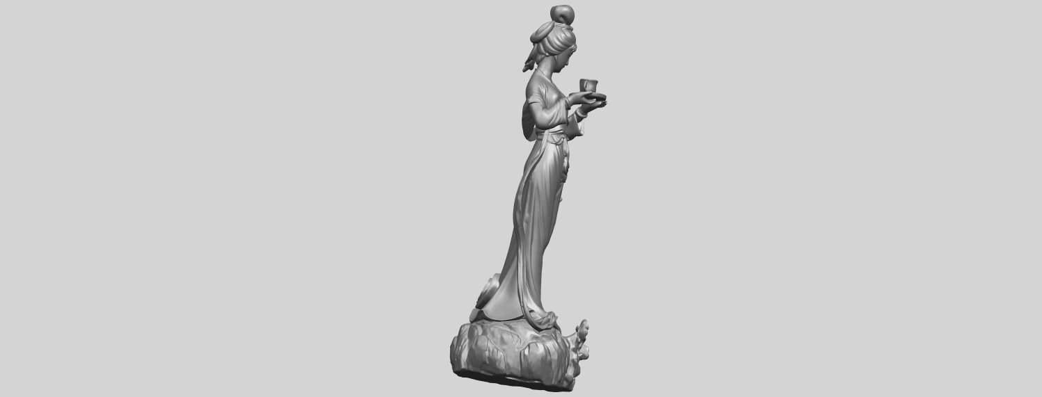09_TDA0253_Fairy01A08.png Download free STL file Fairy 01 • 3D printer object, GeorgesNikkei