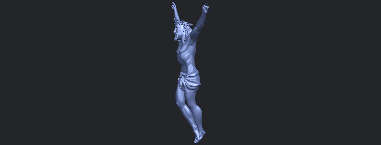 05_TDA0231_Jesus_(ii)_88mmB03.png Download free STL file Jesus 02 • 3D printing template, GeorgesNikkei