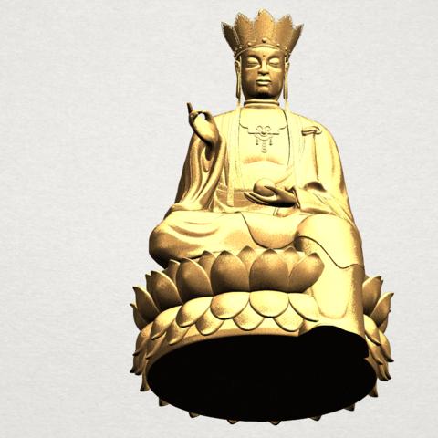 Tang Monk Xuan Zang A08.png Télécharger fichier STL gratuit Tang Monk Xuan Zang Zang • Plan à imprimer en 3D, GeorgesNikkei