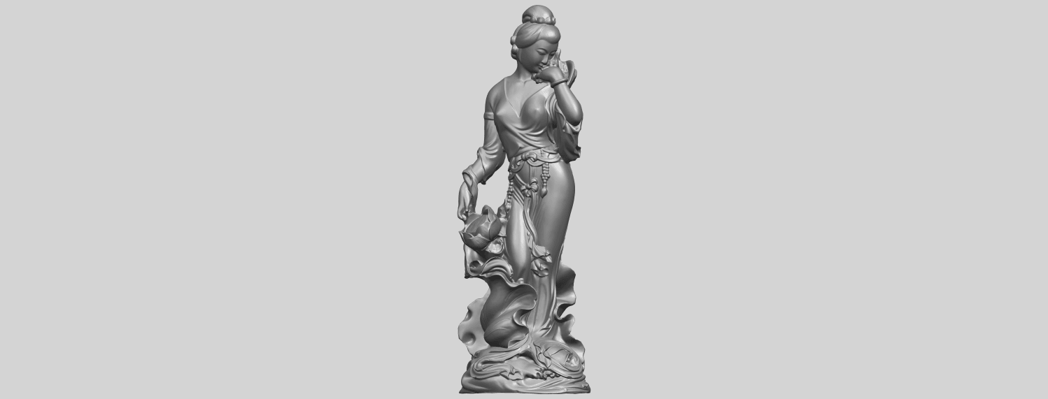 06_TDA0449_Fairy_04A01.png Download free STL file Fairy 04 • Object to 3D print, GeorgesNikkei