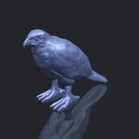 12_TDA0599_Eagle_02B00-1.png Download free STL file Eagle 02 • 3D printable design, GeorgesNikkei