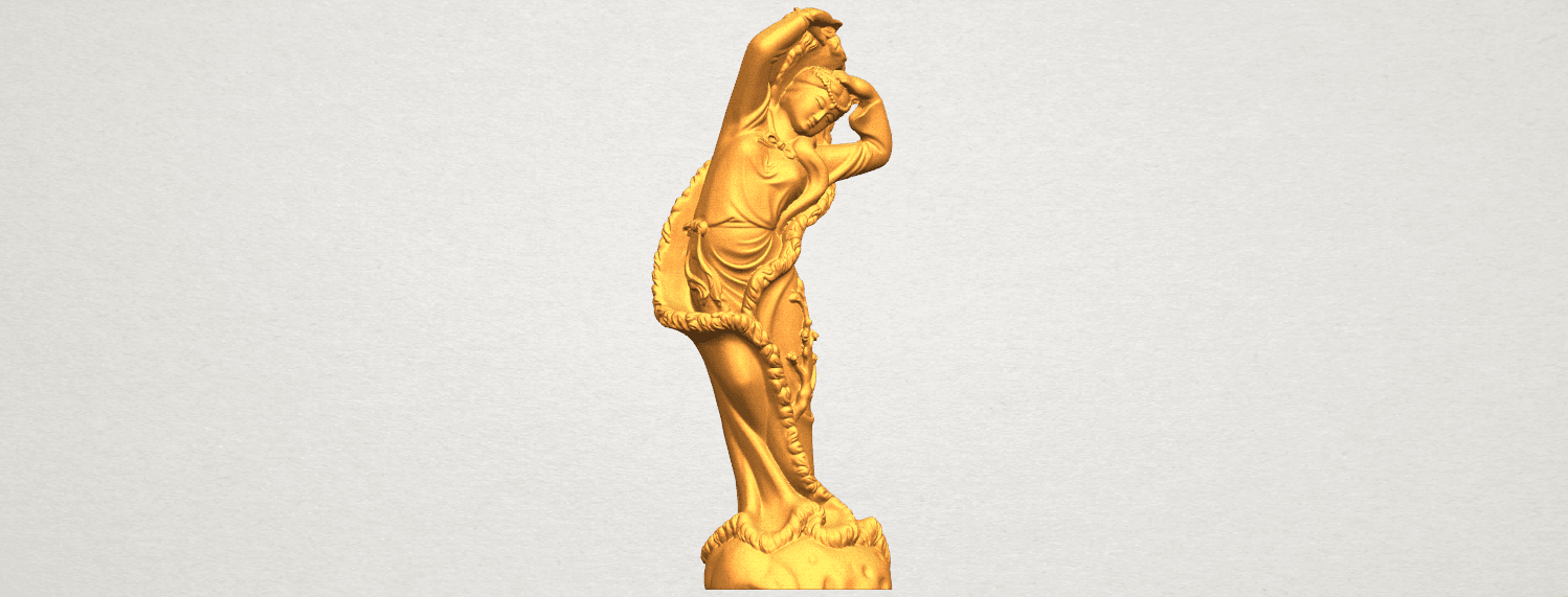 TDA0450 Fairy 05 A05.png Download free STL file Fairy 05 • 3D print model, GeorgesNikkei