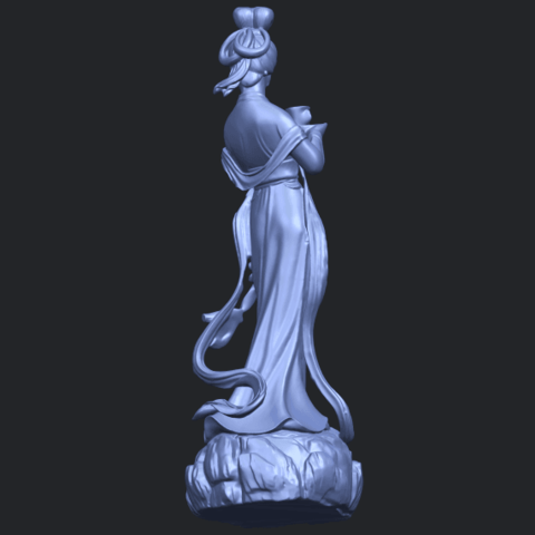 09_TDA0253_Fairy01B06.png Download free STL file Fairy 01 • 3D printer object, GeorgesNikkei