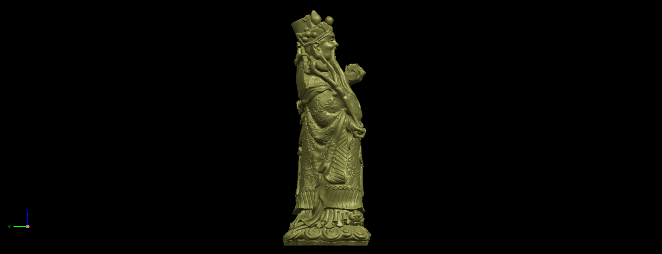 07.png Download free STL file God of Treasure • 3D printing model, GeorgesNikkei
