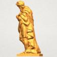 A04.png Télécharger fichier STL gratuit Sculpture - Hiver 02 • Design pour impression 3D, GeorgesNikkei