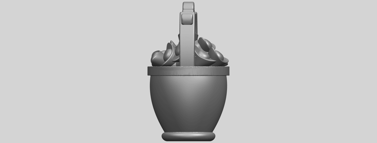 13_TDA0502_Gold_in_BucketA09.png Download free STL file Gold in Bucket • 3D print object, GeorgesNikkei