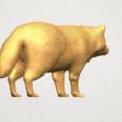 TDA0601 Fox A04.png Download free STL file Fox • 3D printer model, GeorgesNikkei