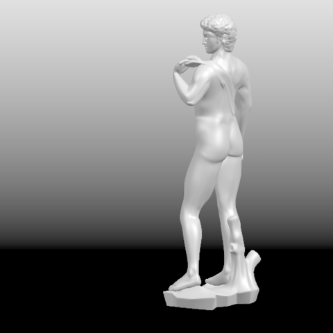 03.png Download free STL file Michelangelo 01 • 3D printable template, GeorgesNikkei