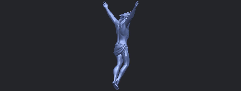 05_TDA0231_Jesus_(ii)_88mmB08.png Download free STL file Jesus 02 • 3D printing template, GeorgesNikkei