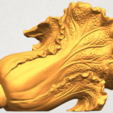 A06.png Download free STL file Vegetable - Fatt Choi 04 • 3D print template, GeorgesNikkei