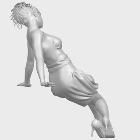 19_TDA0661_Naked_Girl_G09A08.png Télécharger fichier STL gratuit Fille nue G09 • Design pour impression 3D, GeorgesNikkei