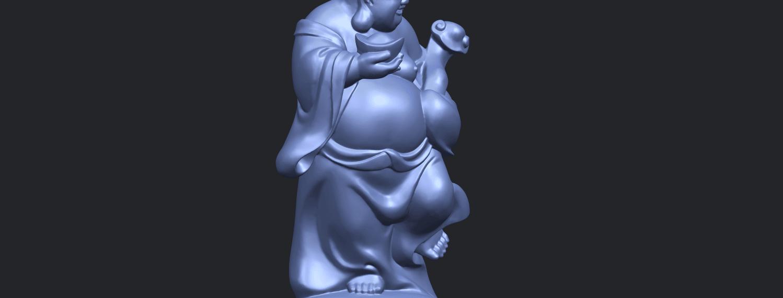 03_Metteyya_Buddha_04_88mmA10.png Download free STL file Metteyya Buddha 04 • 3D printable object, GeorgesNikkei
