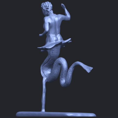 03_TDA0224_Ophidian_-88mmB08.png Download free STL file Ophidian • 3D printing template, GeorgesNikkei