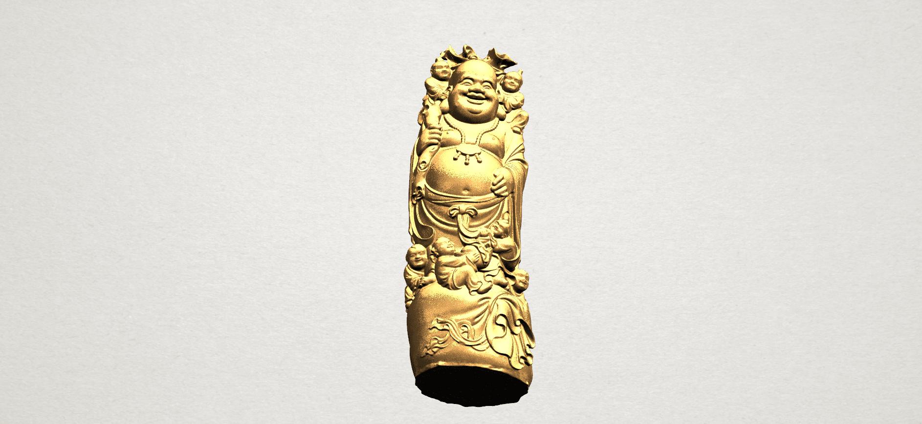 TDA0070 Metteyya Buddha 02 - 88mm - A08.png Download free STL file Metteyya Buddha 02 • 3D printer object, GeorgesNikkei