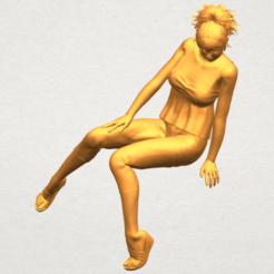 3D file Naked Girl E09, Miketon