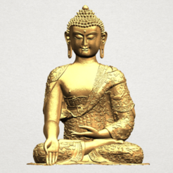 Download free 3D print files Thai Buddha (i), GeorgesNikkei