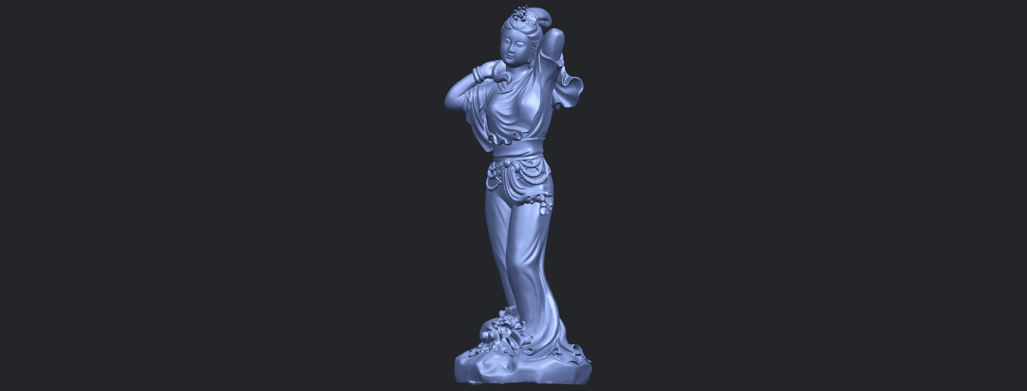 18_TDA0447_Fairy_02B02.png Download free STL file Fairy 02 • 3D printing object, GeorgesNikkei