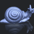Download free 3D printing designs Snail, GeorgesNikkei