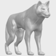 14_TDA0610_WolfA08.png Download free STL file Wolf • 3D printable design, GeorgesNikkei