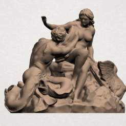 Naked Couple (vi) A01.png Download free STL file  Naked Couple 06 • 3D printing object, GeorgesNikkei