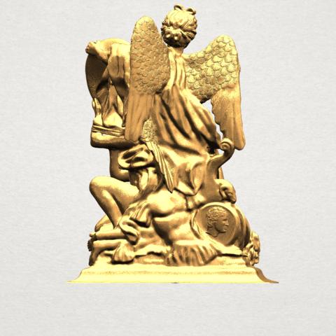 Angel (vi) - A05.png Télécharger fichier STL gratuit Ange 06 • Modèle pour imprimante 3D, GeorgesNikkei