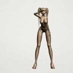 Free 3D printer model Sexy Girl 03, GeorgesNikkei