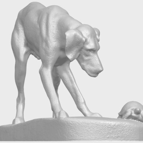 11_Dog_i_62mmA03.png Télécharger fichier STL gratuit Chien 01 • Plan pour impression 3D, GeorgesNikkei