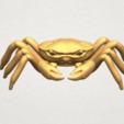 TDA0612 Crab A03.png Télécharger fichier STL gratuit Crabe • Objet pour imprimante 3D, GeorgesNikkei