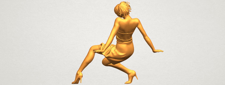 A05.png Télécharger fichier STL gratuit Fille nue G09 • Design pour impression 3D, GeorgesNikkei