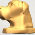 TDA0535 Dog Head A05.png Download free STL file Dog Head • Model to 3D print, GeorgesNikkei
