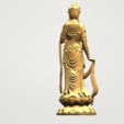 Download free 3D printer model Avalokitesvara Buddha - Standing 06, GeorgesNikkei