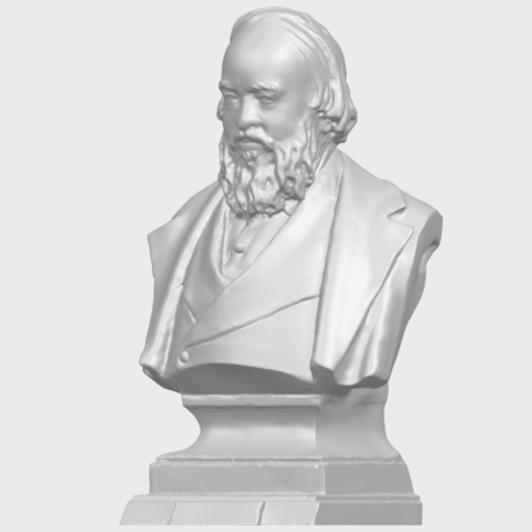 05_TDA0621_Sculpture_of_a_head_of_man_03A02.png Télécharger fichier STL gratuit Sculpture d'une tête d'homme 03 • Plan pour impression 3D, GeorgesNikkei