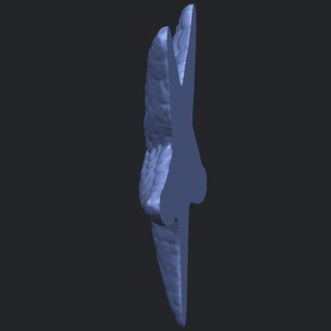 12_TDA0608_Starfish_02B04.png Télécharger fichier STL gratuit Étoile de mer 02 • Plan pour impression 3D, GeorgesNikkei