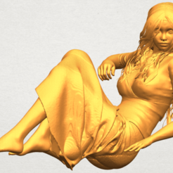 Download free 3D printer templates Naked Girl I03, GeorgesNikkei
