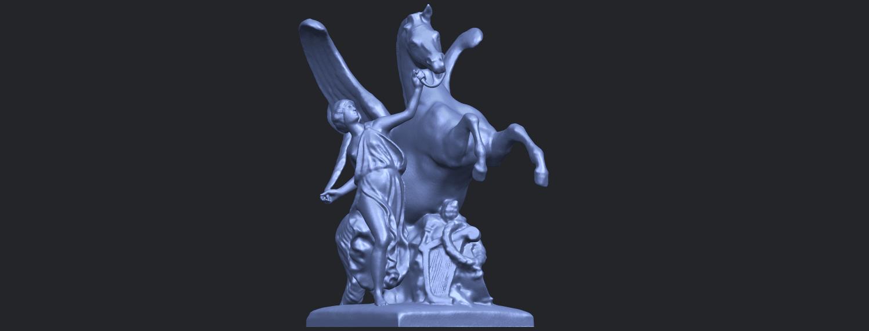 10_Horse_(v)_88.3mmB08.png Télécharger fichier STL gratuit Cheval 05 • Plan pour impression 3D, GeorgesNikkei