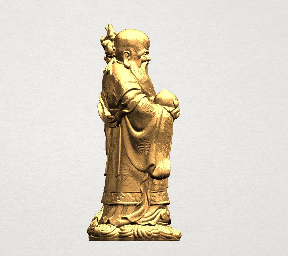 Sao (Fook Look Sao) 80mm - B05.png Download free STL file Sao (Fook Look Sao) • 3D printable model, GeorgesNikkei