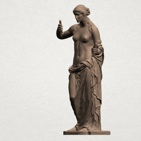 Naked Girl (xi) A02.png Download free STL file Naked Girl 11 • 3D printable model, GeorgesNikkei